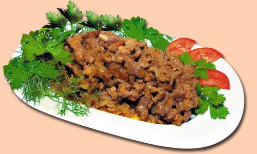 Свинина по строгановски рецепт с фото